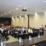 Presidente da Samarco participa de encontro com empresários em Anchieta