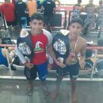 Adolescentes trazem cinturões de Jiu-Jitsu para Guarapari