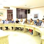 Vereadores eleitos fazem primeira visita oficial na Câmara de Guarapari