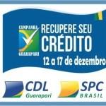 """Campanha """"Recupere seu crédito"""" vai renegociar dívidas em Guarapari"""