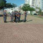 Policiais militares voltam às ruas de Guarapari