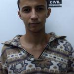 Assaltante se entrega depois de divulgação de vídeo do crime