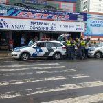 Adolescentes assaltam agente do rotativo e são presos dentro de loja de material de construção em Guarapari