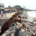 Mar causa mais destruição na orla de Meaípe e prefeitura estuda plano emergencial