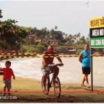 Morador de Guarapari cria vídeo com imagens de Meaípe na década de 90