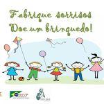 Grupo solidário realiza campanha para arrecadação de brinquedos em Guarapari
