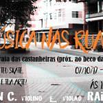 Projeto musical de Minas Gerais reúne tribos neste sábado (07) em Guarapari