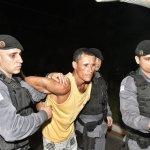 Preso um dos bandidos acusados de assaltar ônibus em Guarapari