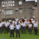 Corpo Musical da PMES se apresenta em Guarapari , Anchieta e outras cidades capixabas durante o verão