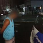 Vítima reconhece assaltante e chama polícia em Guarapari