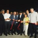 Governo entrega primeira etapa da nova orla do canal de Guarapari