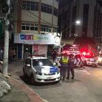 Suspeitos foram detidos após tentativa de fuga em Guarapari