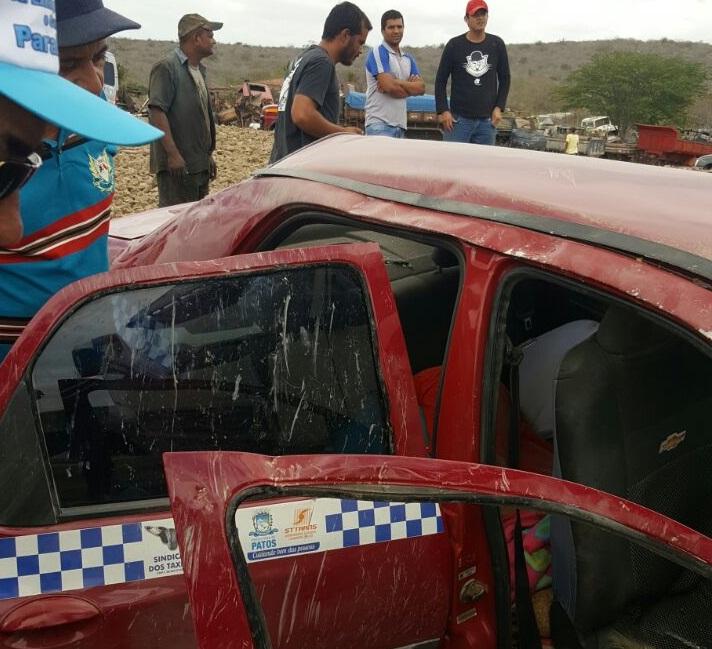 Ex-roupeiro do Nacional morre em acidente entre Soledade e Campina Grande