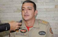 Comandante dos Bombeiros diz que incêndio no Pico do Jabre continua incontrolável