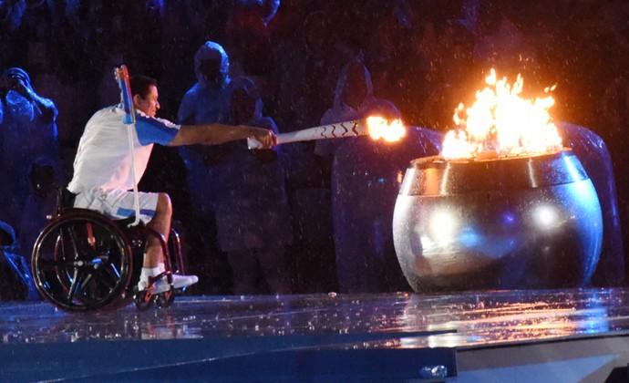 Paralimpíadas Rio 2016 é iniciada