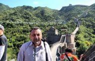 Patoenses pelo mundo: Sindicalista José Gonçalves participou de evento da CTB na China