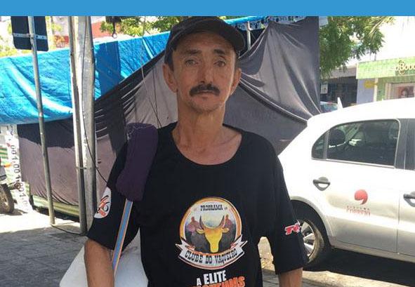 Marcos Pioleiro está trabalhando para ajudar à família