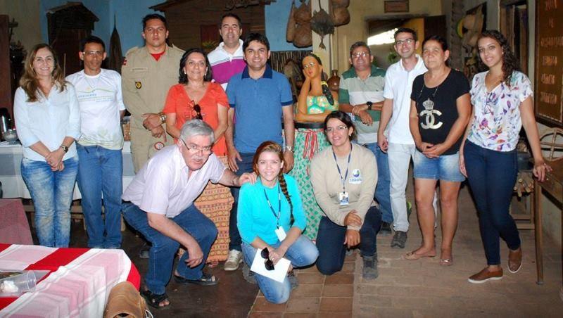 Fórum Permanente do Pico do Jabre se reúne, avalia danos após incêndios e prepara ações