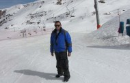 Empresário José Mojica conhecendo as belezas do Chile