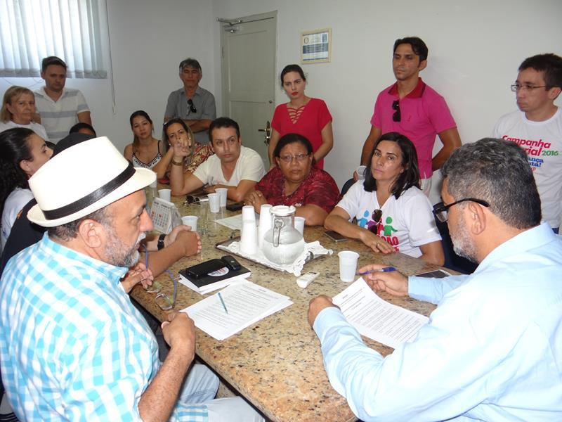 SINFEMP defende que CEF repasse dinheiro da folha para a Prefeitura