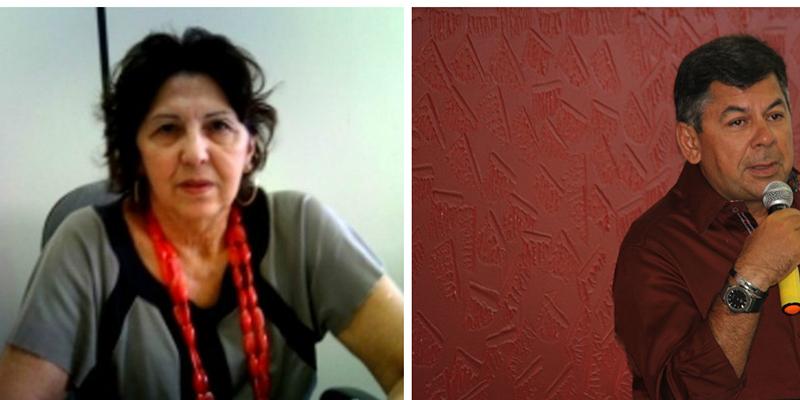 Ex-secretária Adalmira e o empresário João Leuson elogiam indicação de Alana Candeia para a Educação