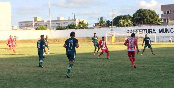Nacional joga mal e perde a primeira da semifinal da segunda divisão