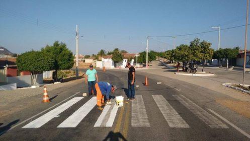 DER realiza serviços na PB366, entre São Bentinho e Cajazeirinhas