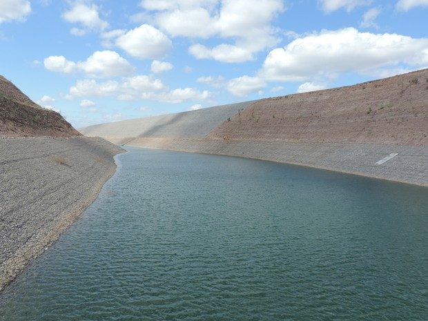 Transposição do Rio São Francisco na PB chega a 90,5% de execução física