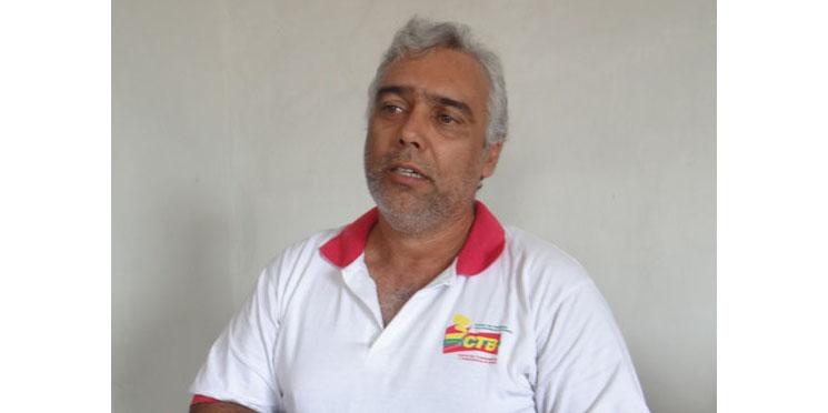 Trabalhadores do Porto de Cabedelo na Paraíba realizam protesto
