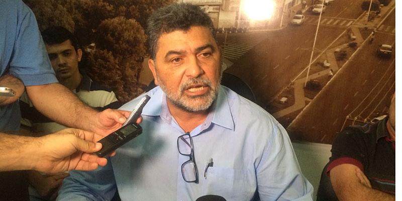 """Em entrevista coletiva prefeito Lenildo Morais dispara: """"O que o prefeito eleito está fazendo com Patos é covardia, mesquinharia política"""""""