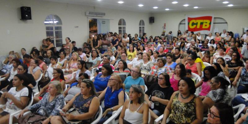 SINFEMP quer o rateio dos 60% do FUNDEF para os professores de Patos e São José de Espinharas