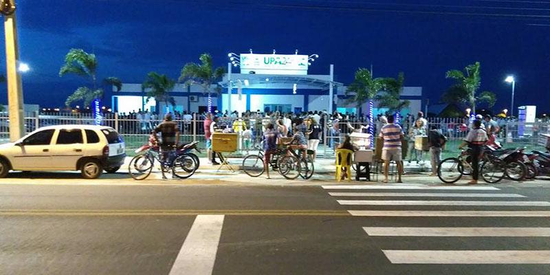 Prefeitura inaugura UPA do Campo da Liga