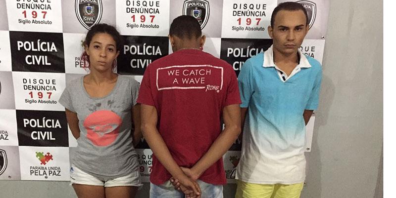Polícia Civil realiza ação e derruba ponto de venda de drogas em Patos