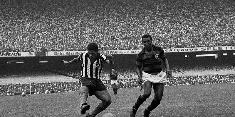 No dia que Garrincha jogou em Patos!