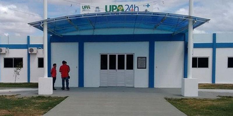Prefeito inaugura UPA sem estar pronta e CRM ameaça responsabilizar direção