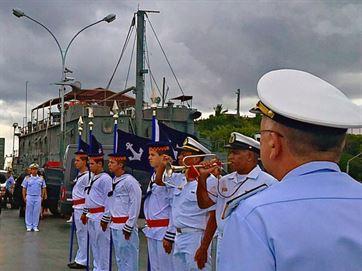 Marinha inscreve até esta sexta para 650 vagas e remunerações de R$ 2,9 mil