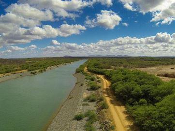 Águas do Rio São Francisco avançam para 4ª estação e se aproximam da Paraíba