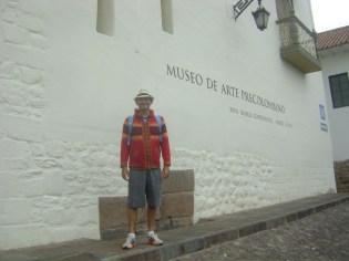 Cuzco Museu Pre Colombino