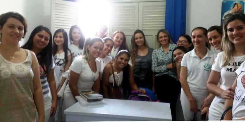Secretaria de Saúde de Patos firma parceria com curso de nutrição das FIP