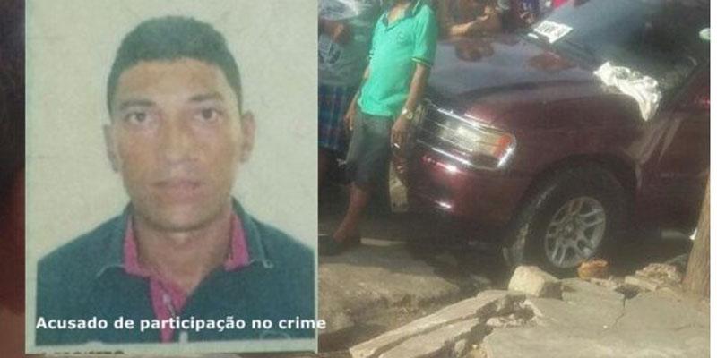 Polícia prende 'Baiano', acusado de participação no homicídio ocorrido no Monte Castelo