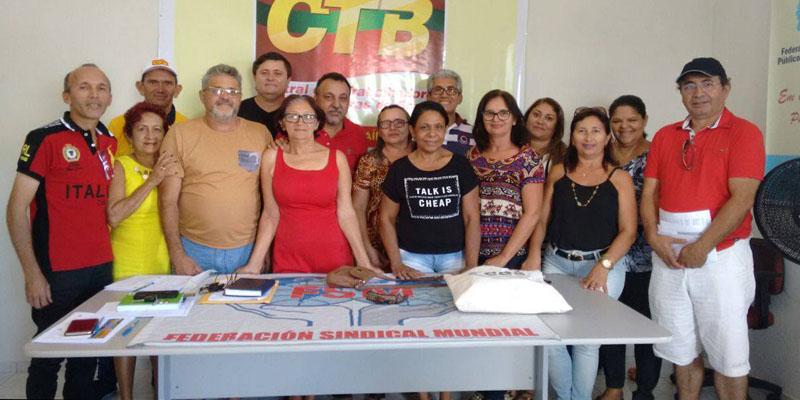 CTB/PB realizará 4º congresso Estadual dias 17 e 18 de junho