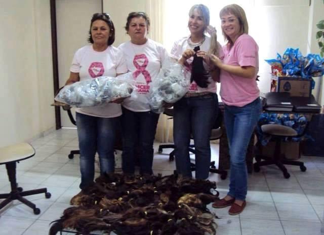 Campanha de arrecadação de cabelos para crianças portadoras de câncer será realizada em Patos
