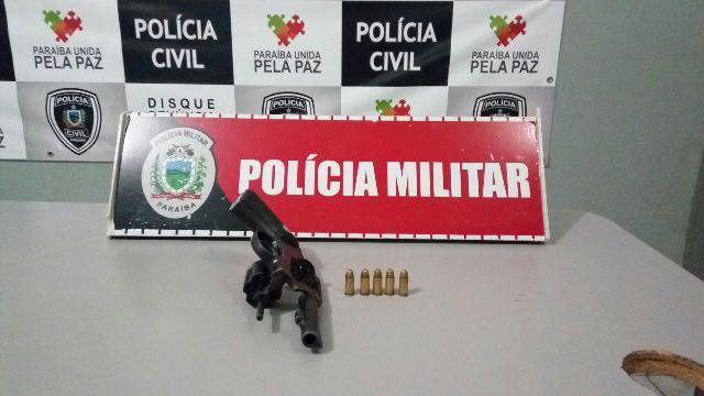 Polícia Militar faz apreensões de armas em Patos