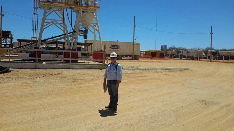 Fiscais do Crea vistoriam parques eólicos na região de Patos