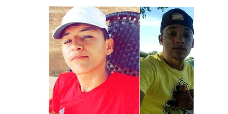 Dois jovens foram assassinados na manhã desta segunda na zona rural de Catolé do Rocha
