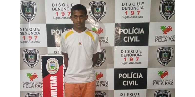 Polícia prende acusado de esfaquear estudante do Coriolano