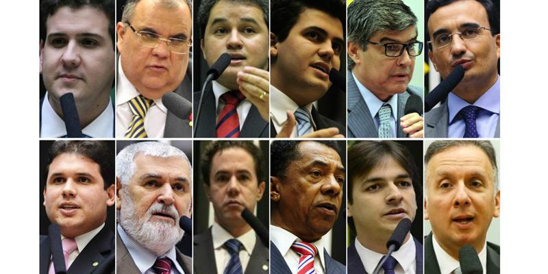 Saiba como votaram os deputados da PB no projeto que aprovou a tercerização irrestrita