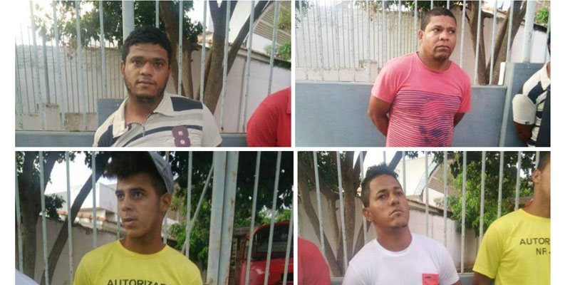 Polícia de Teixeira prende acusados de matar criança de 7 anos em Imaculada