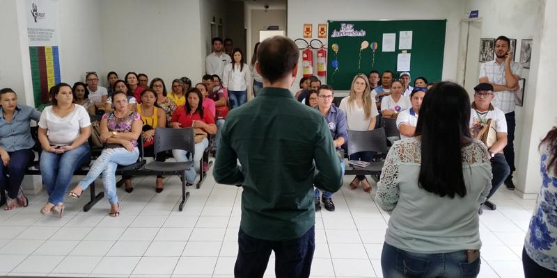 CEREST Patos abriu nesta segunda-feira a campanha Abril Verde