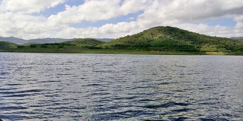 Chove 175 mm na região da Barragem de Capoeira